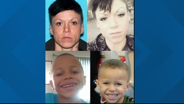 Remains at Lansing home identified as missing mom, son