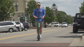 'Catch a Wave:' Electric scooters coming to Grand Haven in July
