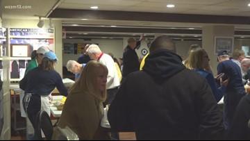American Legion post invites Coast Guard to supper