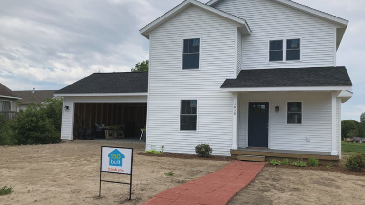 Lakeshore Habitat for Humanity dedicates 150th home, looks to double builds