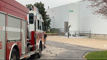 33rd Street closed while crews work on nitrogen leak from weekend