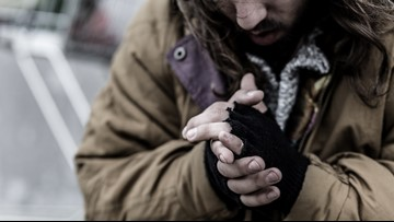 Hours extended at Grand Rapids shelters to keep homeless warm