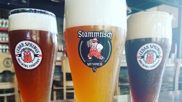 Winter Beer Fest will feature German-inspired brews and foods from Cedar Springs Brewing