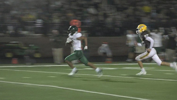 Watch: 13 On Your Sidelines high school football highlights for Week 8