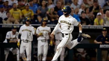 Vanderbilt tops Michigan 4-1, forces a Game 3