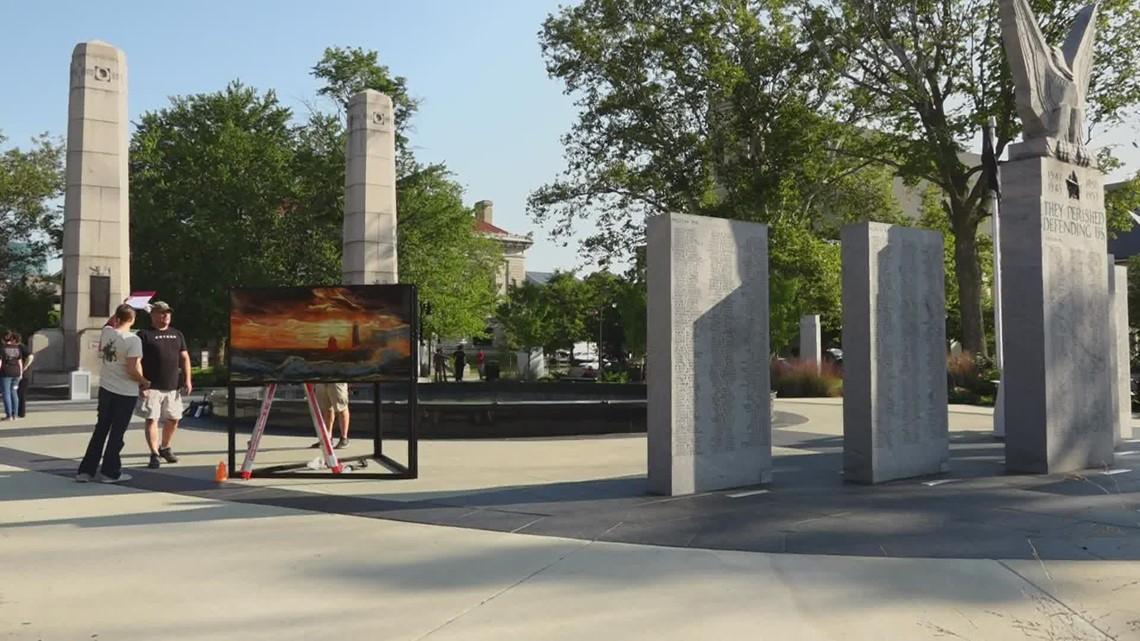 New ArtPrize installation honors veterans, healing through art