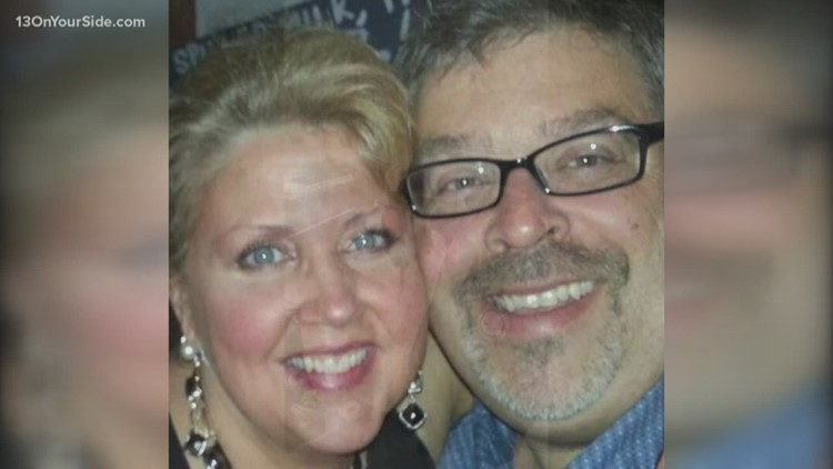 Driver charged for hit-and-run that killed married couple