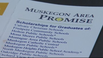 More grads sent to college by Muskegon Area Promise than previous years