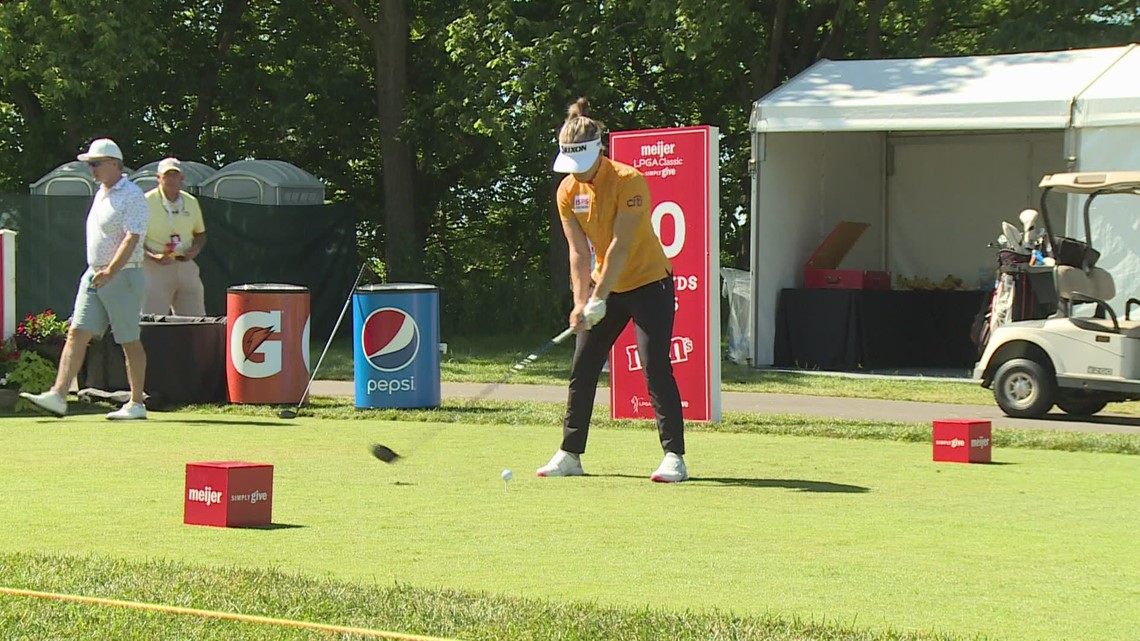 Hannah Green seeks redemption at Meijer Classic